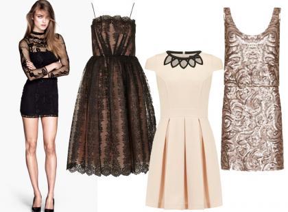 Sukienki wieczorowe z kolekcji popularnych marek