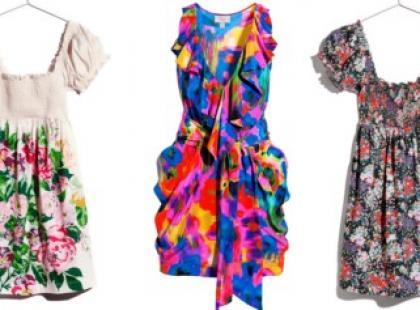 Sukienki wiosna/lato 2010 - zakupy z We-Dwoje.pl