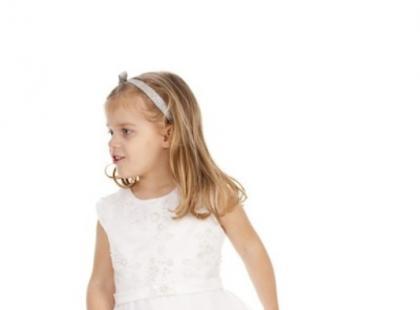 Sukienki wizytowe dla dziewczynek od Sylwii Majdan