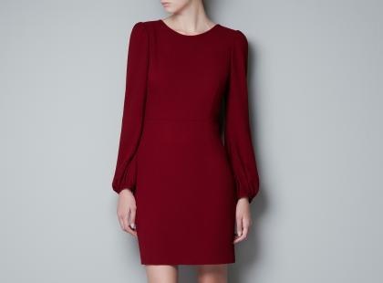 Sukienki Zara na jesień i zimę 2012/13