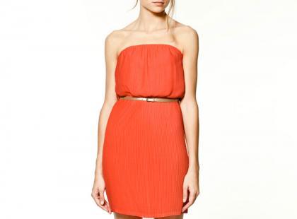 Sukienki Zara na zimę 2011/2012