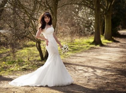 Suknia ślubna syrena – najbardziej kobiecy fason sukni ślubnej!