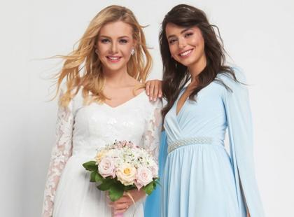 Suknia ślubna z sieciówki? Kolekcja ślubna Orsay zachwyci przyszłe panny młode