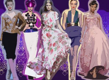 Suknie - Najważniejsze trendy