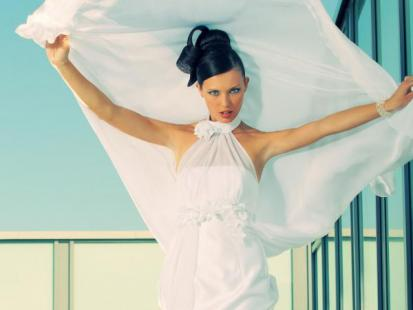 Suknie ślubne 2012 - Maryla W