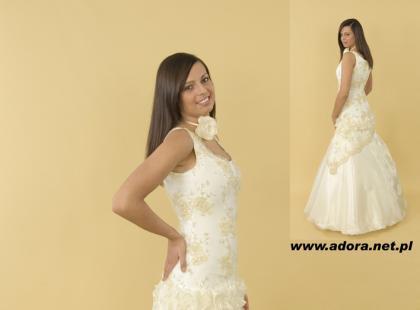 Suknie ślubne ADORA - kolekcja Joan