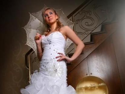 Suknie ślubne Adora - kolekcja Naomi 2009