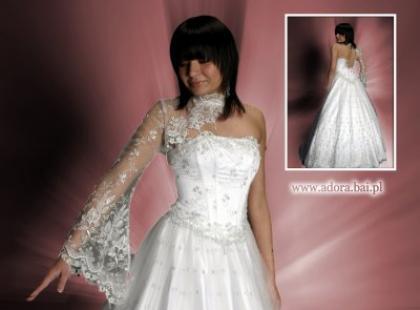 Suknie ślubne ADORA - kolekcja Suzan