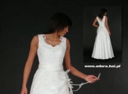 Suknie ślubne ADORA - kolekcja Ywett