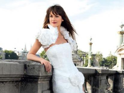 Suknie ślubne Cymbeline 2010