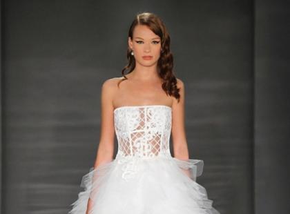 Suknie ślubne Cymbeline 2014 - pokaz kolekcji