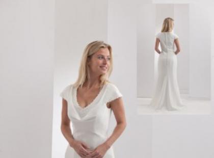 Suknie ślubne długie i proste