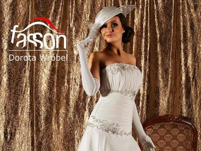 Suknie ślubne Fasson - kolekcja 2009