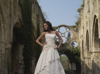 Suknie ślubne firmy Maja - kolekcja 2008