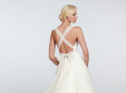 Suknie ślubne Hayley Paige 2013