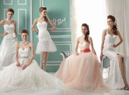 Suknie ślubne - Jasmine Collection 2013 (50 zdjęć!)