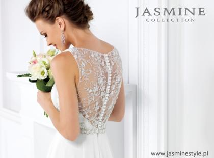 Suknie ślubne Jasmine - kolekcja 2014