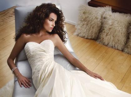 Suknie ślubne kolekcja Demetrios 2007