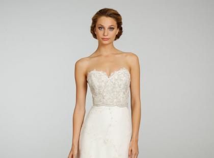 Suknie ślubne Lazaro 2013