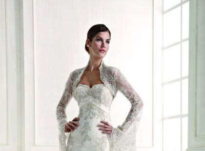 Suknie ślubne Lisa Ferrera 2011