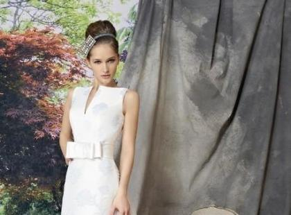 Suknie ślubne Manu Garcia 2012