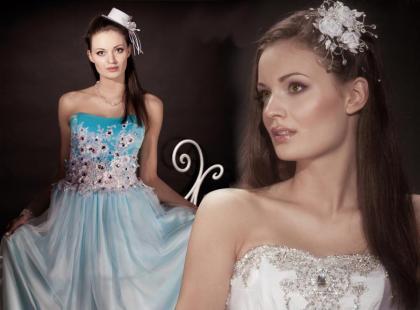 Suknie ślubne Mary Love na lato 2012