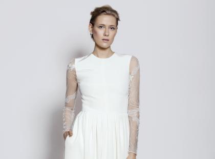 Suknie ślubne Michaela Hekmata