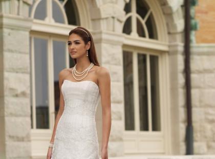 Suknie ślubne Mon Cheri - kolekcja 2010