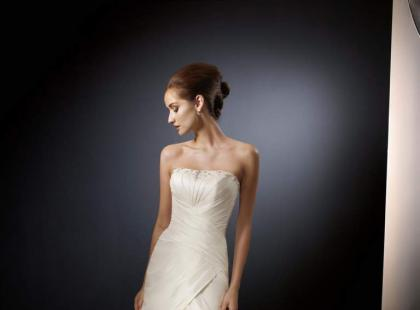 Suknie ślubne Mori Lee - kolekcja Angelina Faccenda wiosna/lato 2010