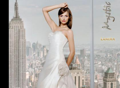 Suknie ślubne Mystic Collection wiosna/lato 2010