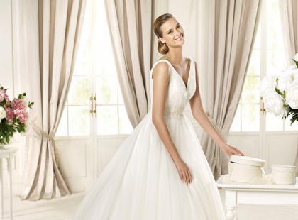 Suknie ślubne Pronovias 2013