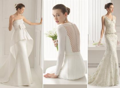 Suknie ślubne Rosa Clara 2015