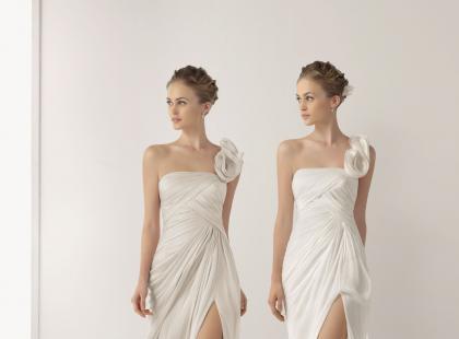Suknie ślubne Rosa Clara - linia Soft 2013