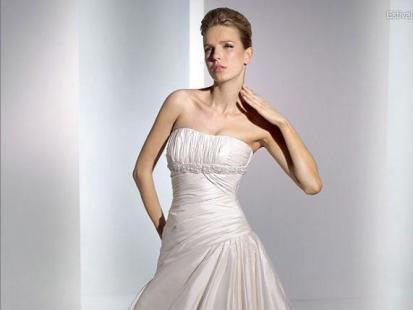 Suknie ślubne San Patrick: kolekcja 2010