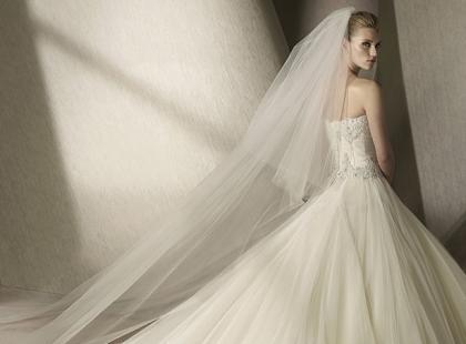 Suknie ślubne San Patrick - kolekcja Glamour 2012
