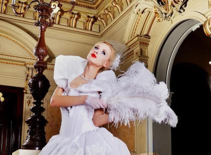 Suknie ślubne Sylwii Romaniuk - najnowsza kolekcja