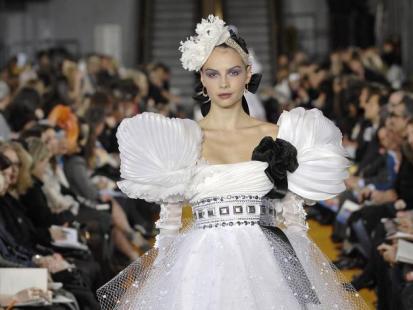 Suknie ślubne z wybiegów