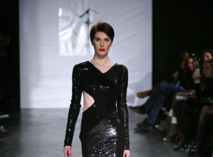 Suknie wieczorowe Evy Minge -jesień-zima 2011/2012