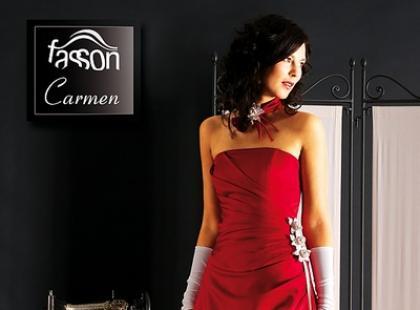 Suknie wieczorowe Fasson - kolekcja 2007