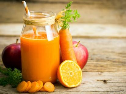 Super intensywny sok marchwiowo-jabłkowy