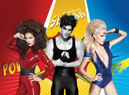 Super Style Heroes