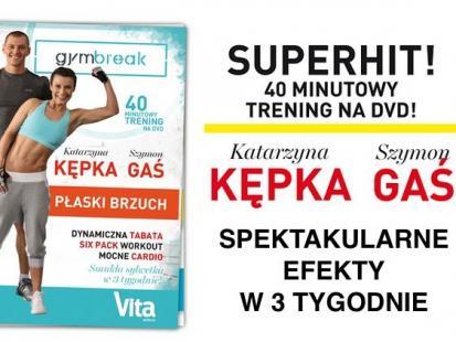 Superhit! Trening z Kasią Kępką na DVD