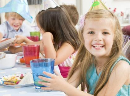 Supermiejsca na urodzinowe przyjęcie