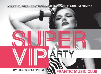 SUPERVIParty by Platinium Fitness with Joanna i Marta Krupa