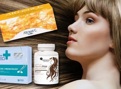 Suplementy poprawiające stan włosów, skóry i paznokci!