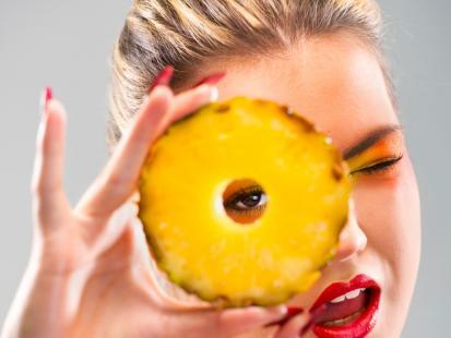 Suplementy z ananasem - czy naprawdę odchudzają?