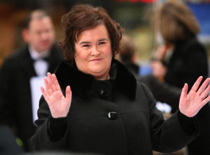 Susan Boyle: Nie warto być gwiazdą