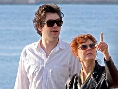 Susan Sarandon i Jonathan Bricklin - Będzie ślub