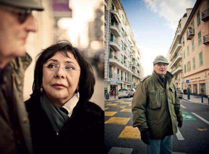 Susana Osorio i Sławomir Mrożek