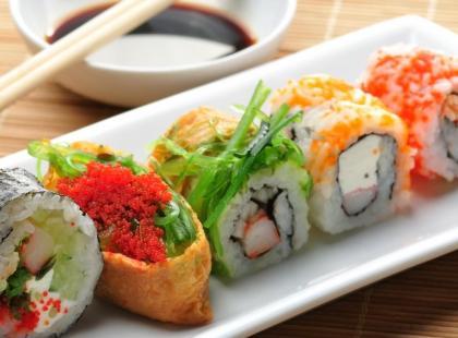 Sushi – bardziej kaloryczne niż myślisz